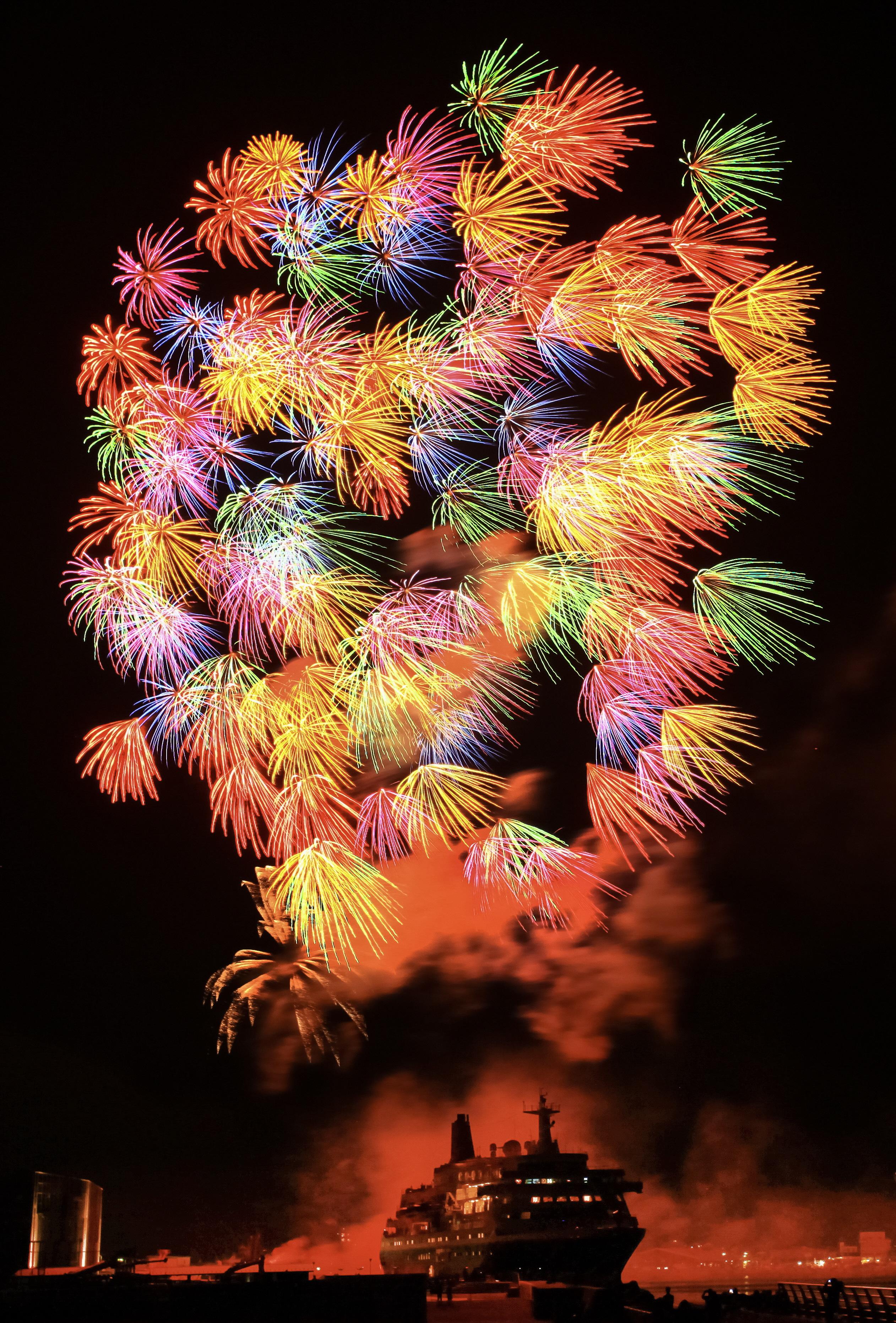 Wajima Community Fireworks Festival