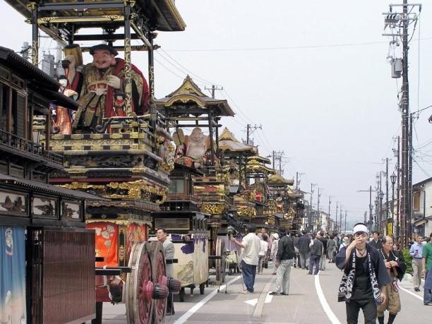 Johana Hikiyama Festival