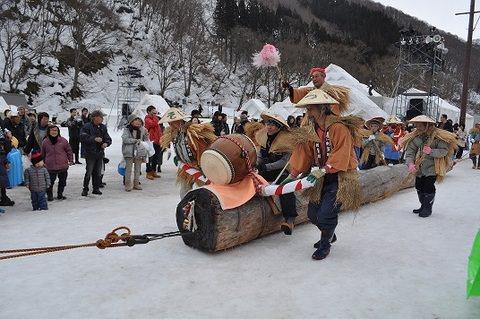 Nanto Toga Soba Festival
