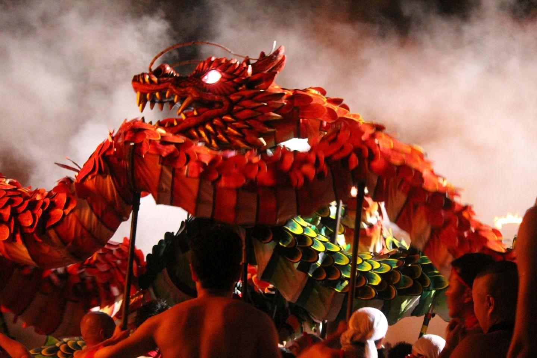 Gero Onsen Festival