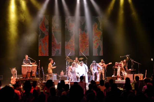 SUKIYAKI MEETS THE WORLD (Fukuno Cultural Center, Helios)