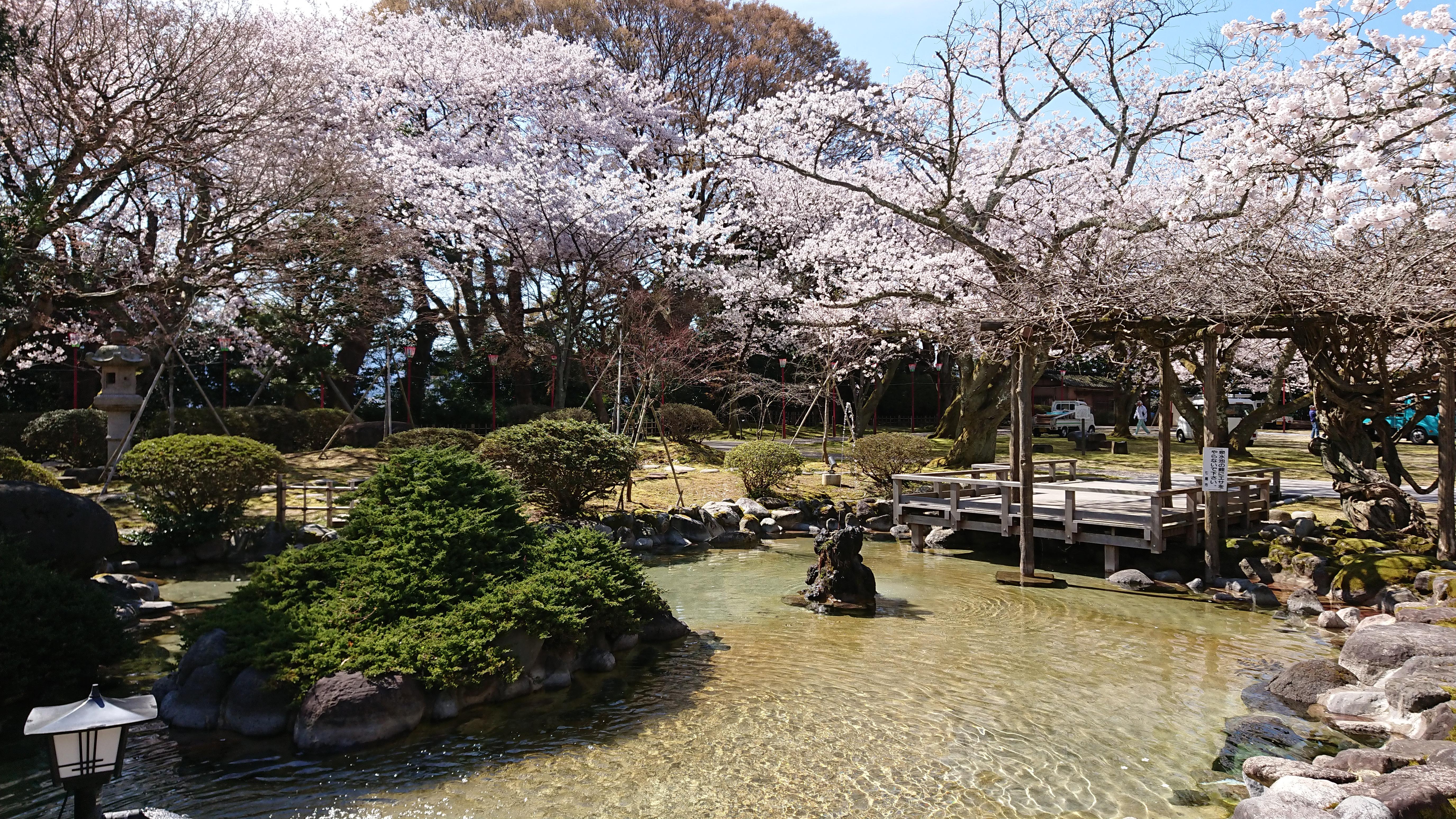 [Noto] Komaruyama Castle Ruins Park
