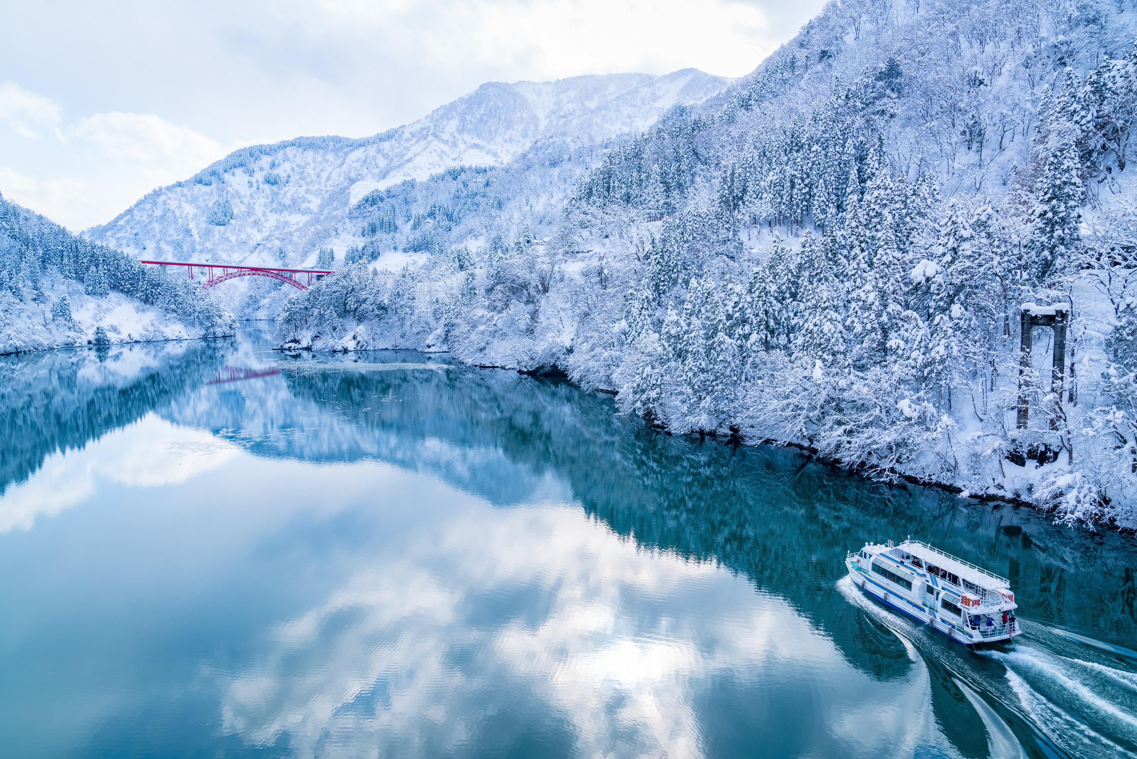 [Toyama] Shogawa Gorge