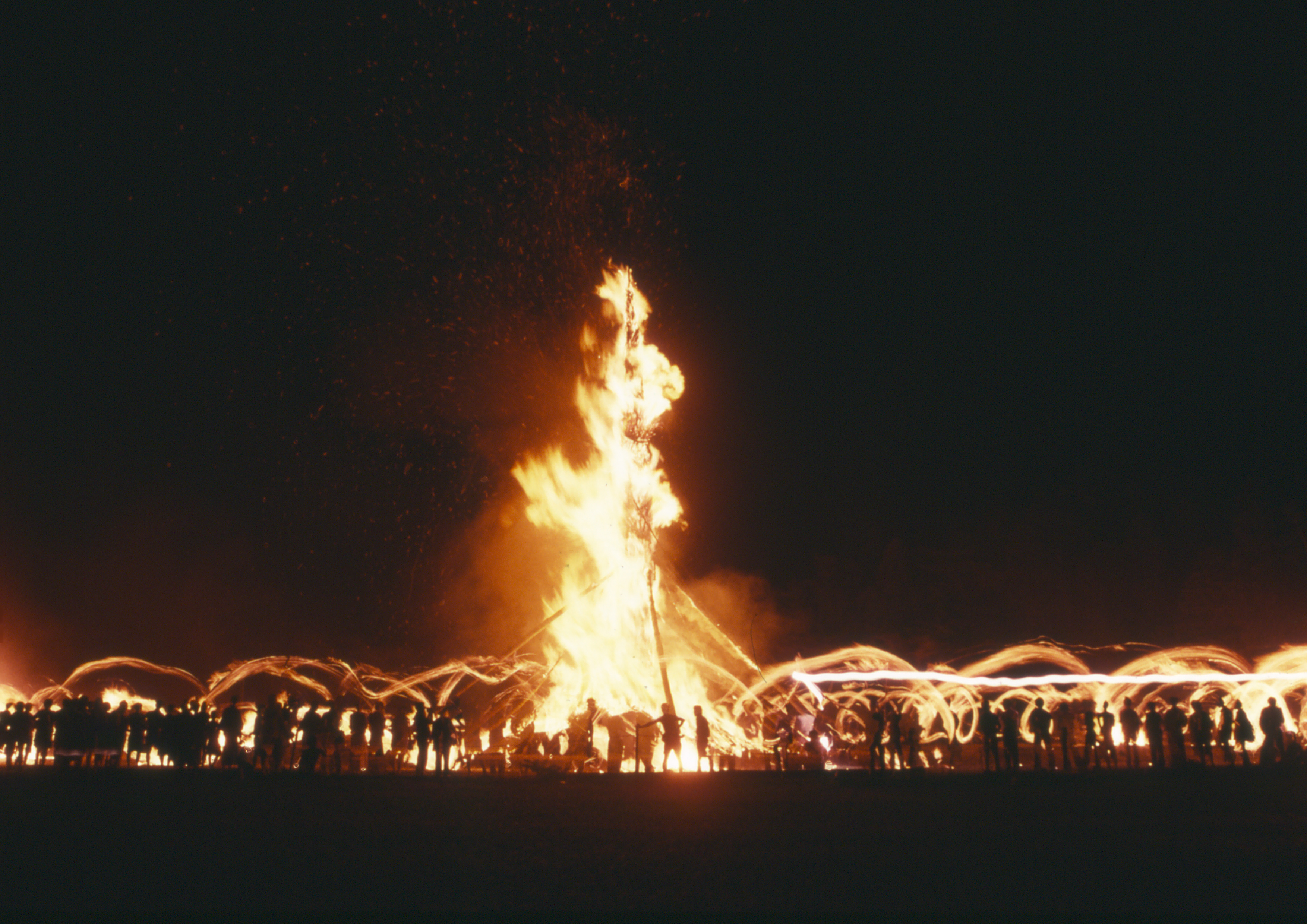 [Noto] Notojima Koda Fire Festival